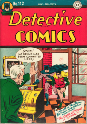 Detective Comics #112. Click for current values.