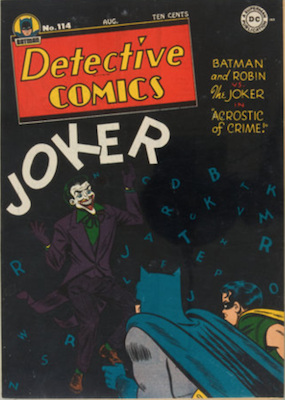 Detective Comics #114. Click for current values.