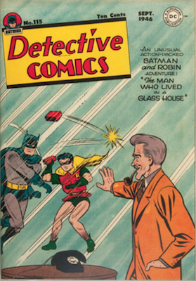 Detective Comics #115. Click for current values.