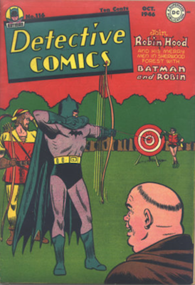 Detective Comics #116. Click for current values.