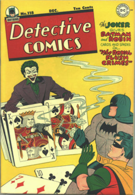 Detective Comics #118. Click for current values.