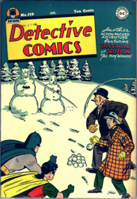 Detective Comics #119. Click for current values.