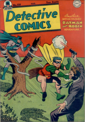 Detective Comics #121. Click for current values.