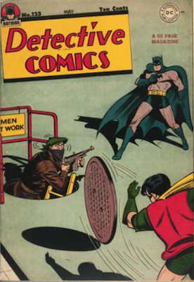 Detective Comics #123. Click for current values.