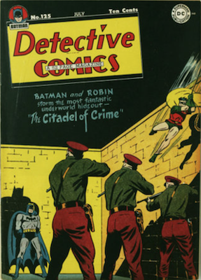 Detective Comics #125. Click for current values.