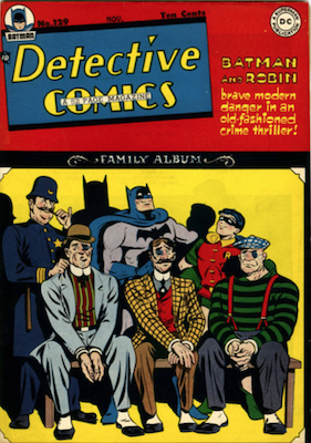 Detective Comics #129. Click for current values.
