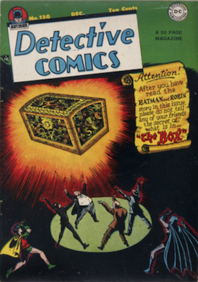 Detective Comics #130. Click for current values.