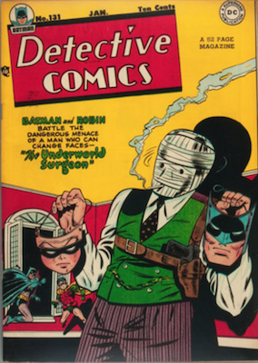Detective Comics #131. Click for current values.