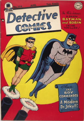 Detective Comics #134. Click for current values.