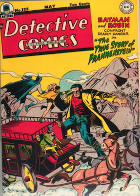 Detective Comics #135. Click for current values.