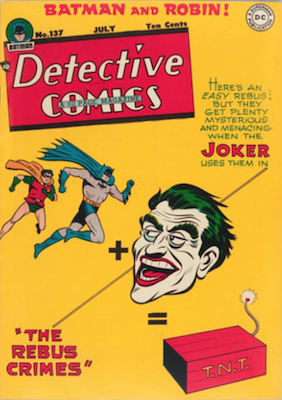 Detective Comics #137. Click for current values.