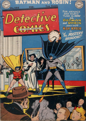 Detective Comics #144. Click for current values.