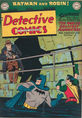 Detective Comics #145. Click for current values.