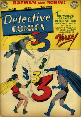 Detective Comics #146. Click for current values.