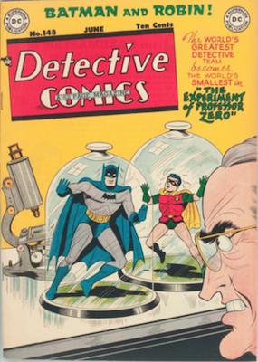 Detective Comics #148. Click for current values.