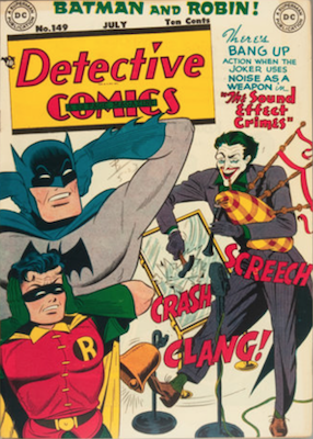 Detective Comics #149. Click for current values.