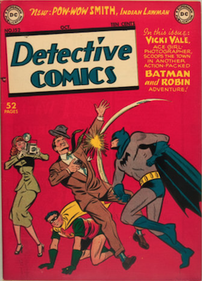Detective Comics #152. Click for current values.