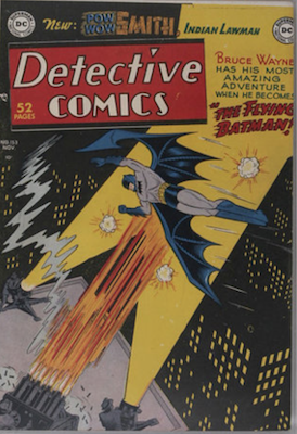 Detective Comics #153. Click for current values.