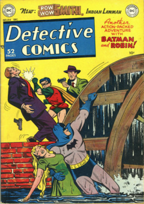 Detective Comics #154. Click for current values.