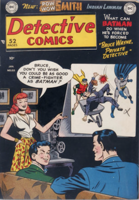 Detective Comics #155. Click for current values.