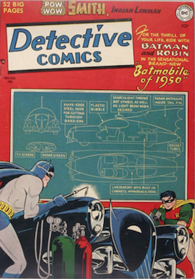 Detective Comics #156. Click for current values.