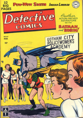 Detective Comics #157. Click for current values.
