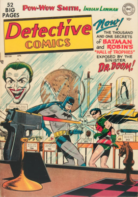 Detective Comics #158. Click for current values.