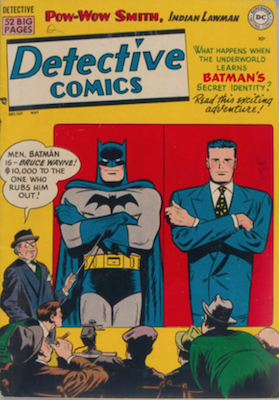 Detective Comics #159. Click for current values.