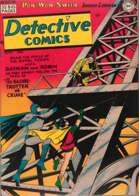Detective Comics #160. Click for current values.
