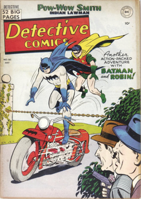 Detective Comics #161. Click for current values.