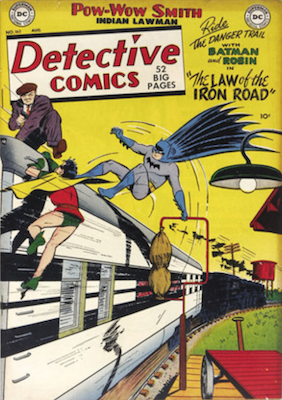 Detective Comics #162. Click for current values.