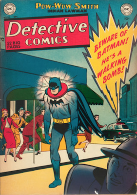 Detective Comics #163. Click for current values.