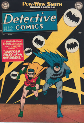 Detective Comics #164. Click for current values.