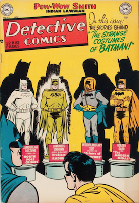 Detective Comics #165. Click for current values.