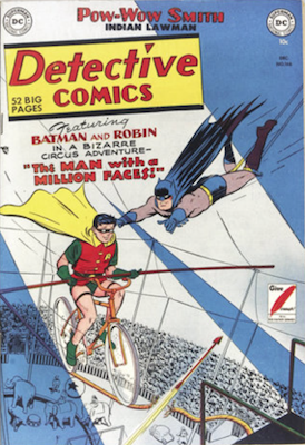 Detective Comics #166. Click for current values.