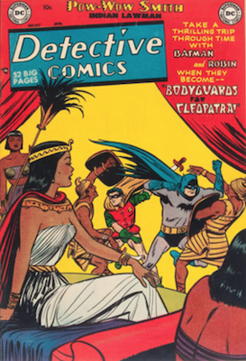 Detective Comics #167. Click for current values.