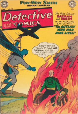 Detective Comics #172. Click for current values.