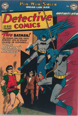 Detective Comics #173. Click for current values.