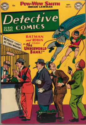 Detective Comics #175. Click for current values.