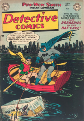 Detective Comics #177. Click for current values.