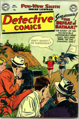 Detective Comics #178. Click for current values.