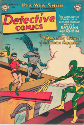 Detective Comics #181. Click for current values.