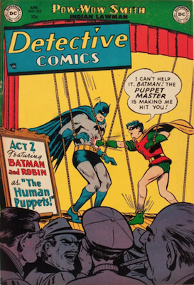 Detective Comics #182. Click for current values.