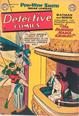 Detective Comics #183. Click for current values.