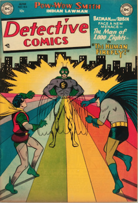 Detective Comics #184. Click for current values.