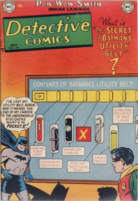 Detective Comics #185. Click for current values.