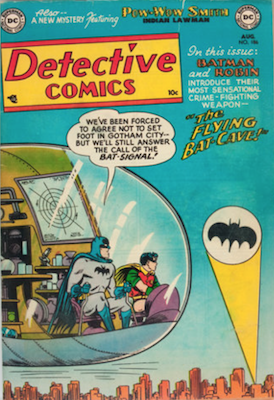 Detective Comics #186. Click for current values.