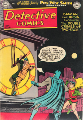 Detective Comics #187. Click for current values.