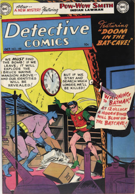 Detective Comics #188. Click for current values.