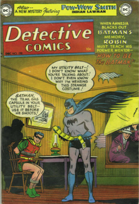 Detective Comics #190. Click for current values.